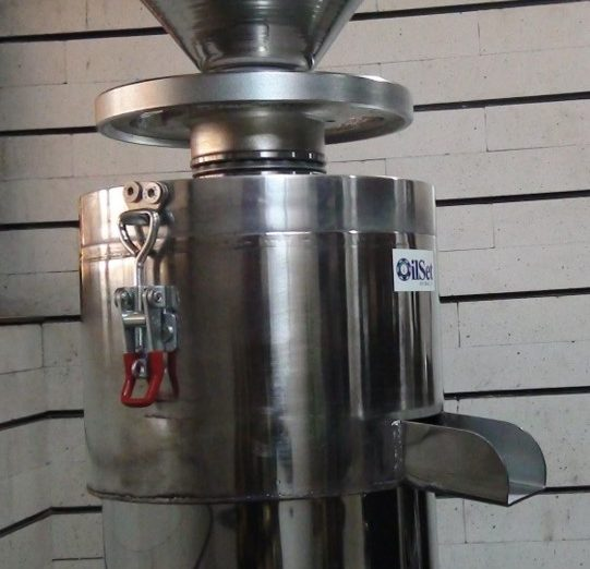 دستگاه ارده و کره گیر تمام استیل با قابلیت تنظیم نرمی و زبری